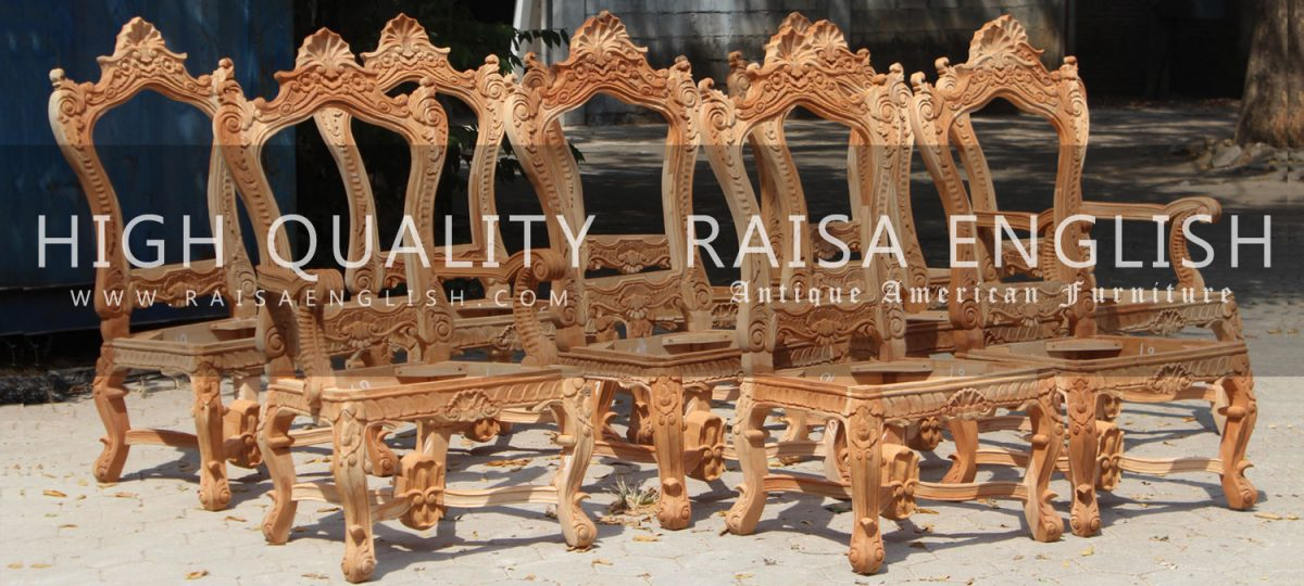 High Quality Anique Mahogany Furniture By Raisa English