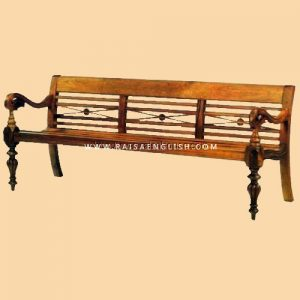 RABN 001 - Classic Bench 3 Seater