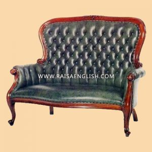 RASF 001 - Classic Grandfather Sofa 2 Seater