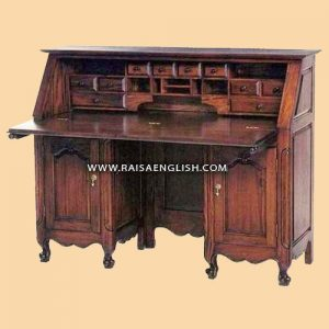 RADS 002 - Charles Massin Antique Writing Table