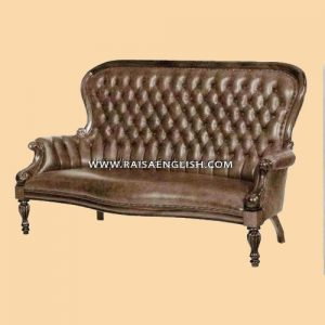 RASF 002 - Classic Grandfather Sofa 3 Seater