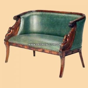 RASF 003 - Classic Chair Swan 2 Seater