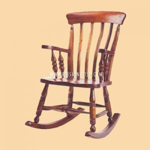 RAAC 006 - Rocking Chair