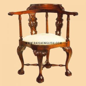 RAAC 008 - Chair Chippendale Corner