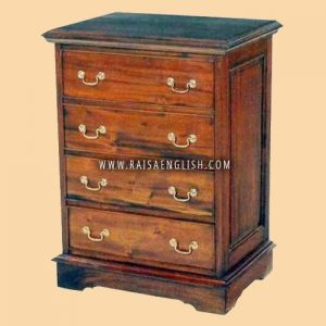 RABS 009 - Chest of Drawer Low