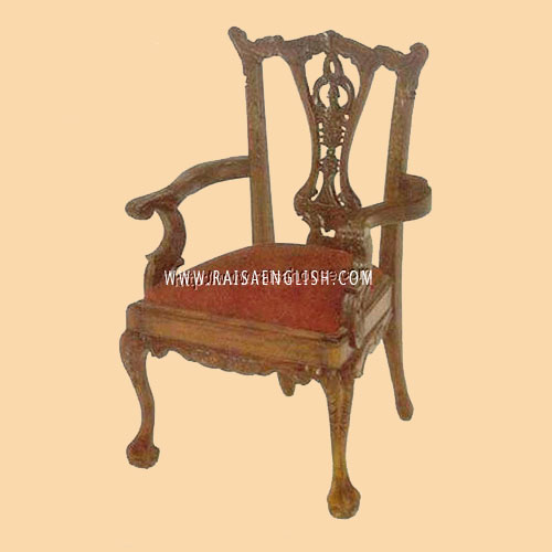 RACR 005 A - Chair Chippenden Carver