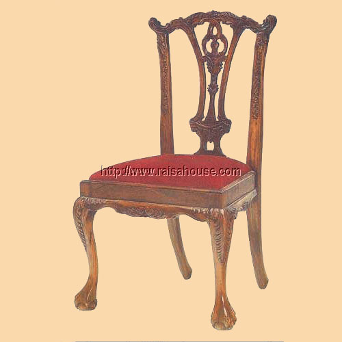 RACR 005 - Chair Chippendale