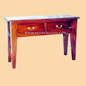 RACS 007 - 2 Drawers Console Table