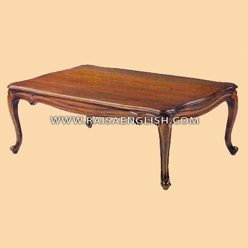 RACT 010 - Queen Anne Table 140