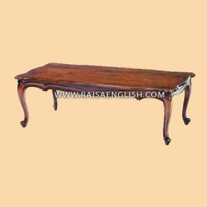 RACT 011 - Queen Anne Table Mini