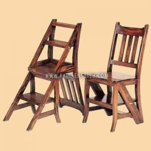 RADC 007 - Library Chair Step