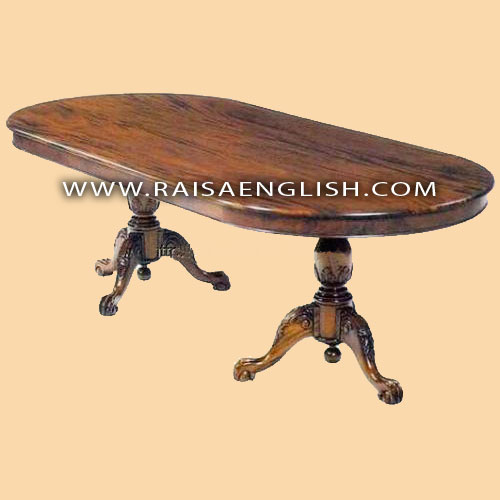 RADT 009 - Peter Oval Table