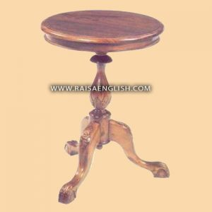 RAOT 009 M - Chippendale Wine Table 50