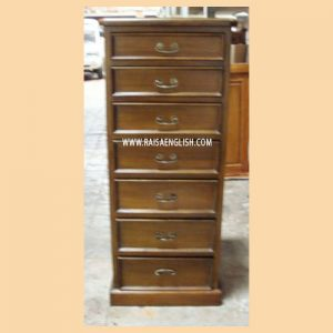 RABS 021 7 - Vines 7 Drawers Chest