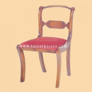 RACR 015 - Chair Regency S/l
