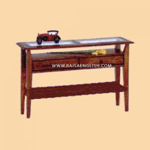 RACS 010 GS - Shaker Leg Hall Table