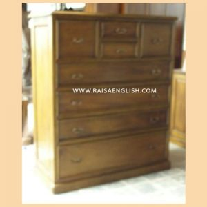 RABS 021 8 - Vines 8 Drawers Chest