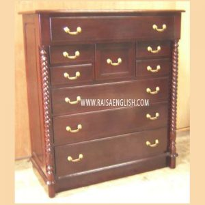 RABS 022 - Chest of 9 Drawers