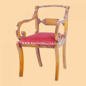 RACR 015 A - Chair Regency S/l Carver